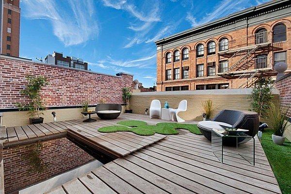muebles de jardín terraza mobiliario sillas plataforma