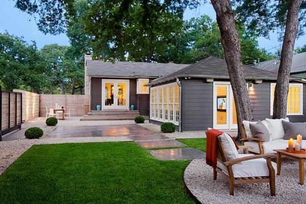 Dise o de jardines ideas para creaciones nicas - Muebles de jardin economicos ...