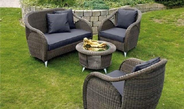 Dise o de jard n preparate para el verano for Diseno de muebles de jardin al aire libre
