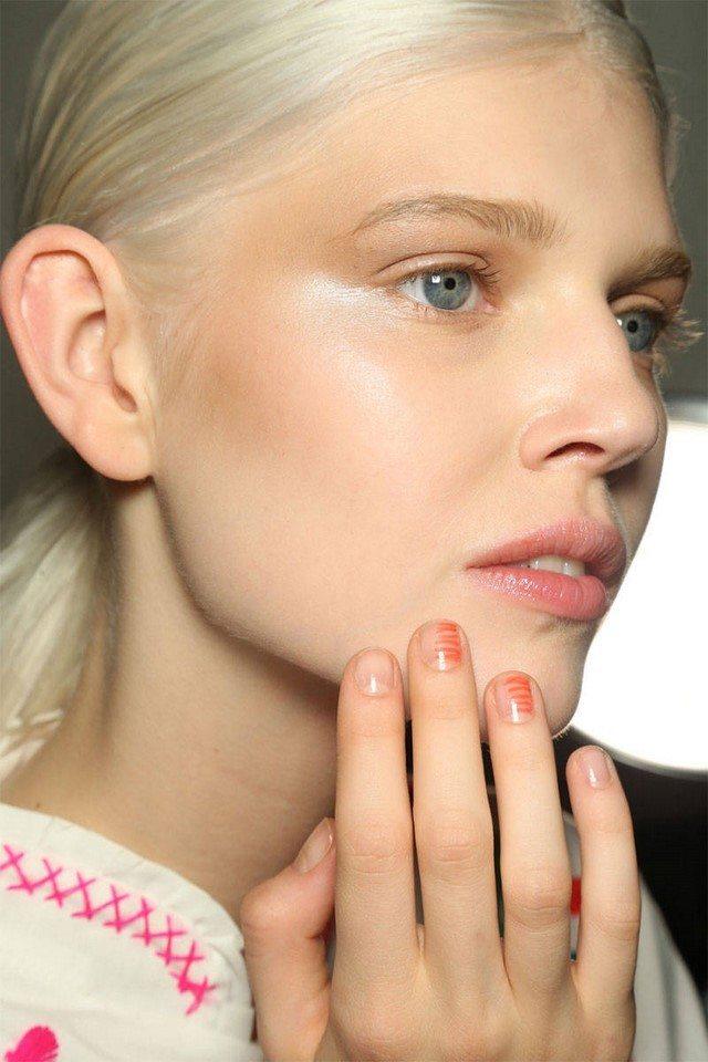 natural naranja ojos piel precioso moderno deslumbrante