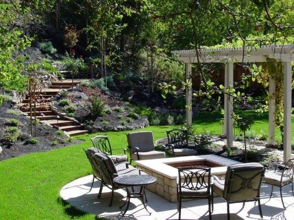 paisaje bonito minimalista sillas contemporaneo escalera