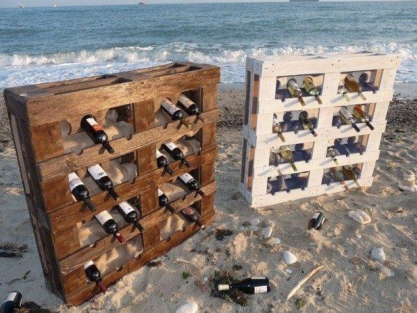 palets madera despensa vinos