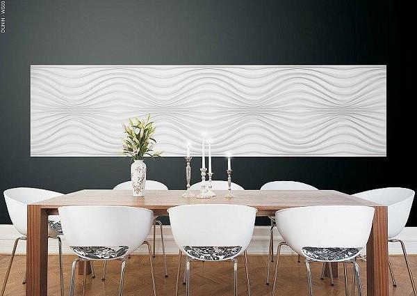 panel decorativo pared relieve cuadro
