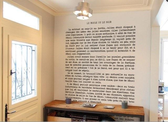 papel pared pintado hoja libro