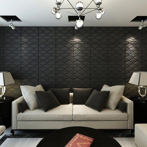 Decorar paredes con lo ltimo en tendencias - Aislar paredes interiores ...