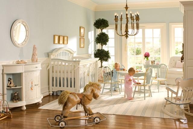 paredes decoracion cuarto elegante calido sillas madera