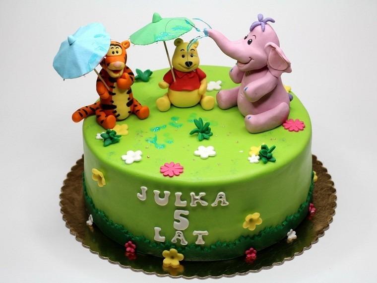 Pasteles De Cumpleaños Para Niños 100 Ideas Increíbles