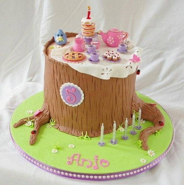 Pastel de cumplea os para ni a de 11 a os my blog - Ideas cumpleanos nina 7 anos ...