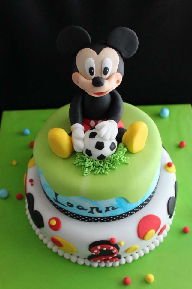 Futbolista Cake