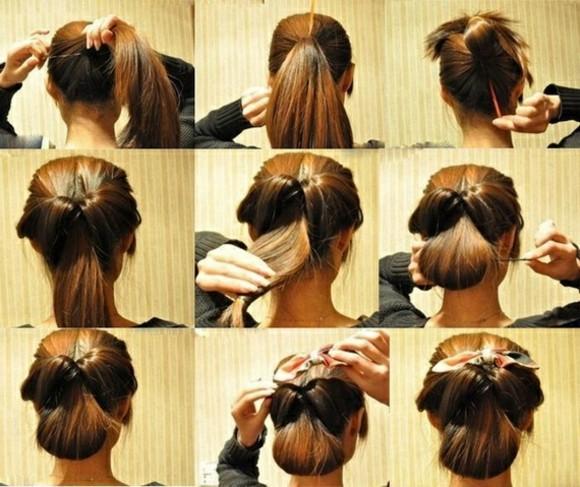 peinados faciles fantastico estiloso pelo