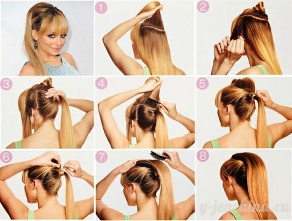 peinados faciles ocacion especial ideas bonito