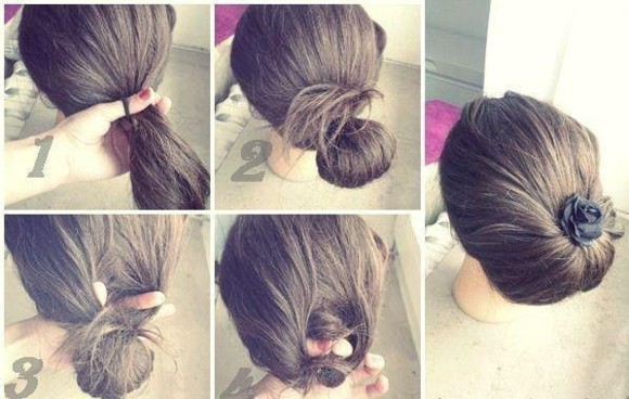 peinados faciles rapidos ideas originales bonito
