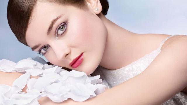 perla ojos labios brillantes bonito primavera