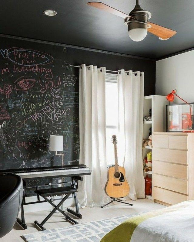 pintura pizarra colores techo pared pizarra