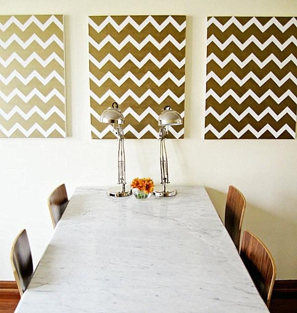 plantillas para decorar paredes cuadros manualidades
