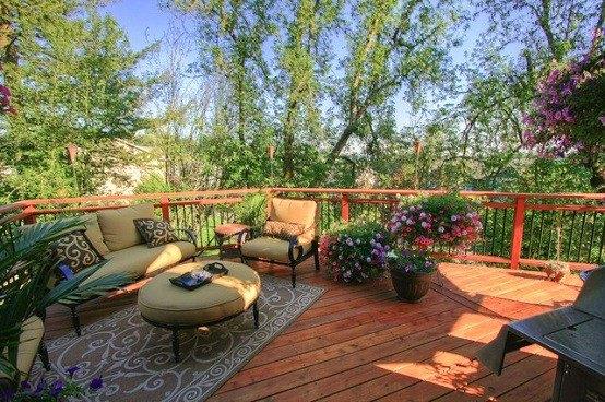 plataformas jardin muebles terraza alfombras exterior