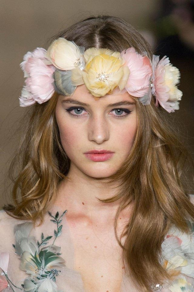 polvos rosados mejillas piel blanca bonito natural