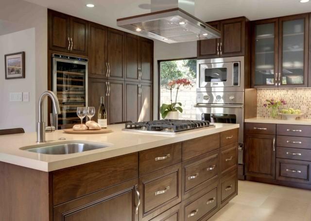 frigor ficos integrables que encajar n en su cocina On refrigeradores empotrados en cocinas integrales