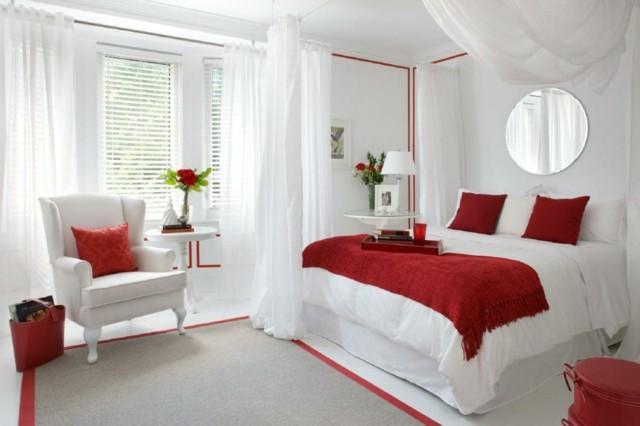 romanticismo amplio luminoso rojo moderno bonito