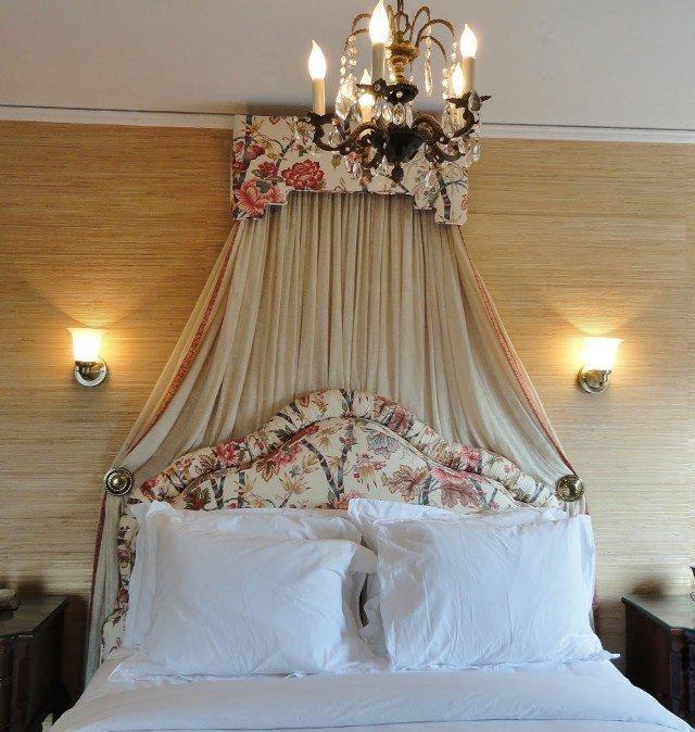 romanticismo espaldera cama motivos florales bonito