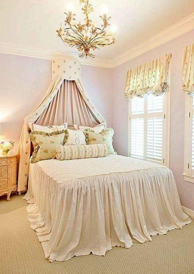Shabby chic ideas rom ticas para tu dormitorio - Dormitorio vintage chic ...
