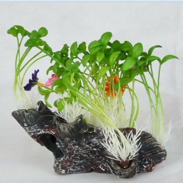 soporte plantas vivas madera flores