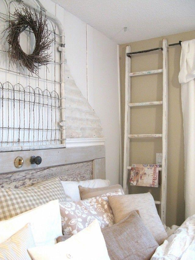 sorprendentes ideas estilo respaldo cama interesante puerta escalera
