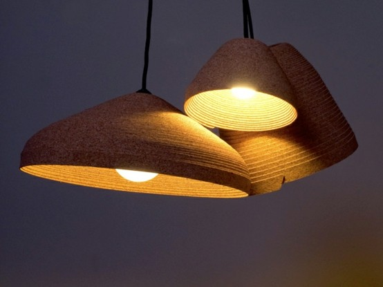 techo lampara circular luminaria moderna