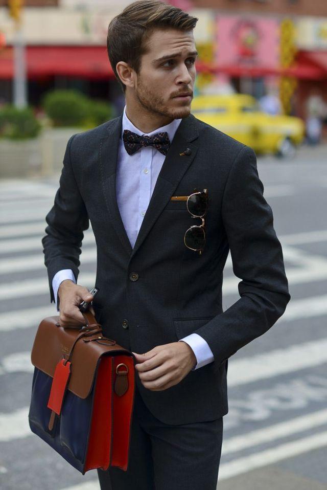 tendencias peinado masculino moderno corto