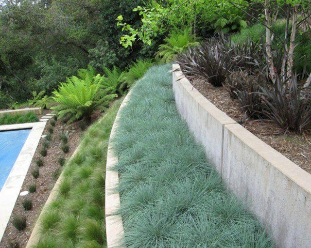 terrazas plantas hormigon piscina mantillo