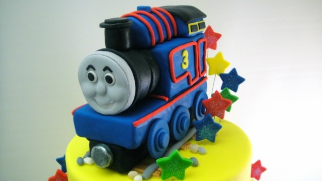 tren decoracion thomas animado thomas
