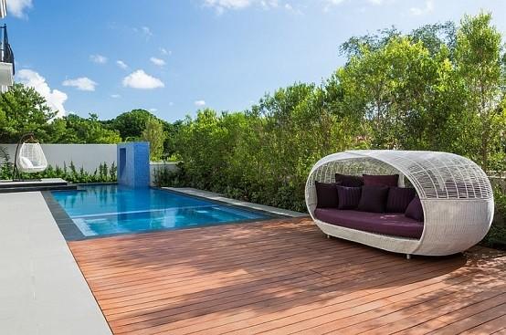 tumbonas campo plegable almohadones piscina almohadones