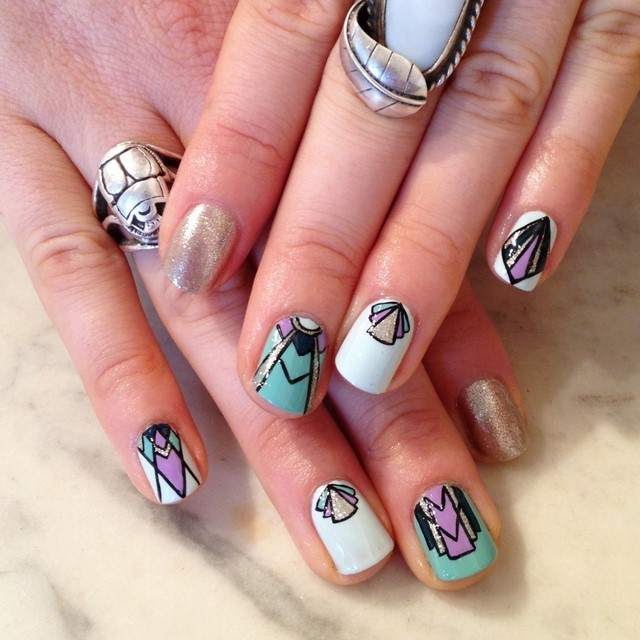 Uñas decoradas: las mejores ideas para tu manicura