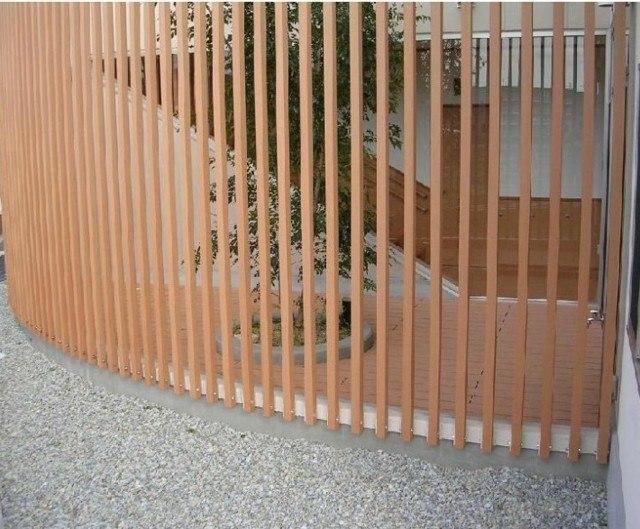 vallas cercas hogar jardin vertical