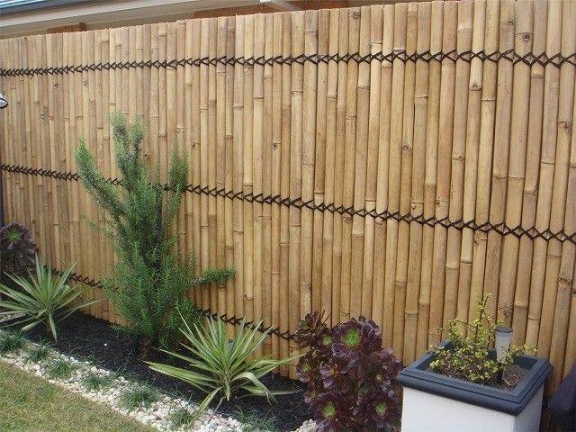 vallas de madera con bamb la soluci n inteligente