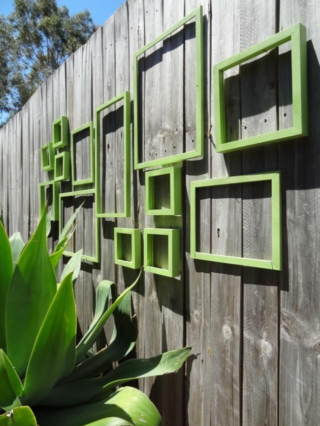 Vallas y cercas con estilo para tu jardín