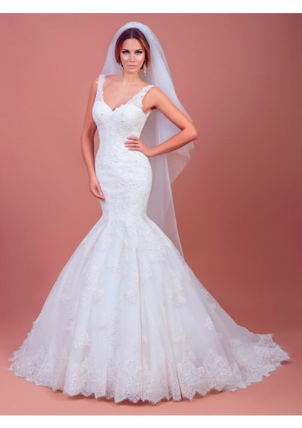 Vestidos de novia diseñados por BIEN SAVVY colección 2015