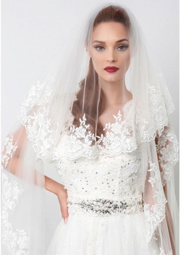vestido de novia diseño exclusivo Emerald precioso