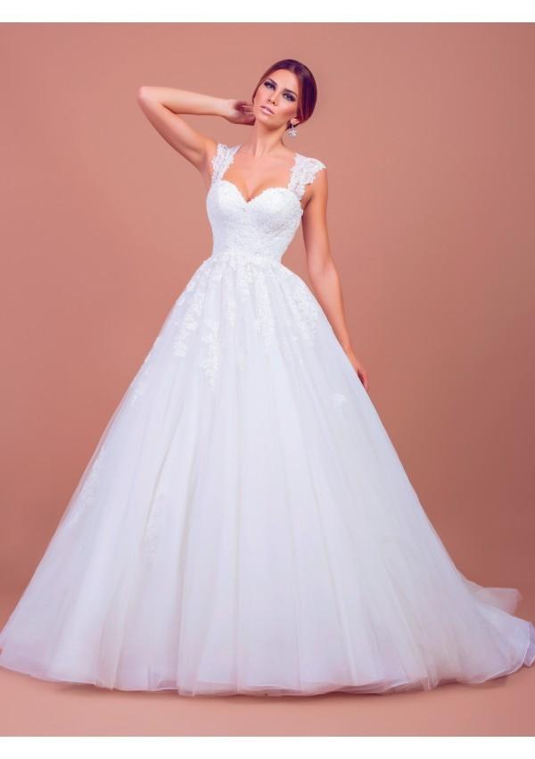 Bonito vestido novia – Moda Española moderna