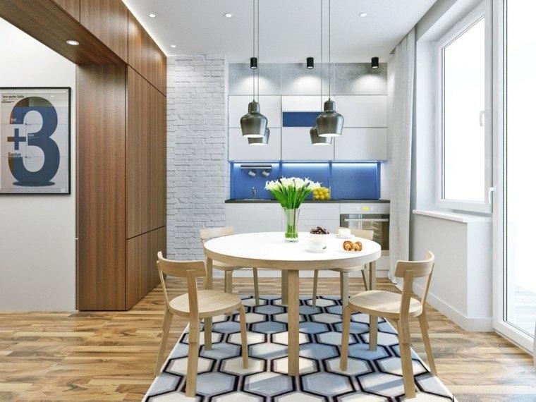 Apartamentos peque os 2 ideas inspiradoras de dise o for Diseno interior de departamentos pequenos