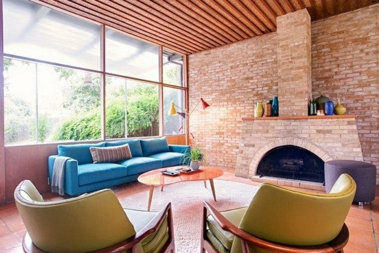 asientos madera cojines decoracion industrial
