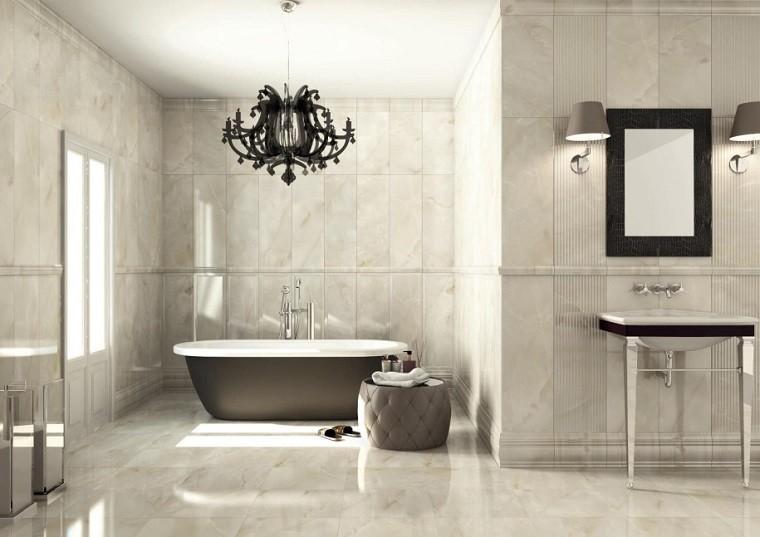 azulejos grandes blancos clasicos gris
