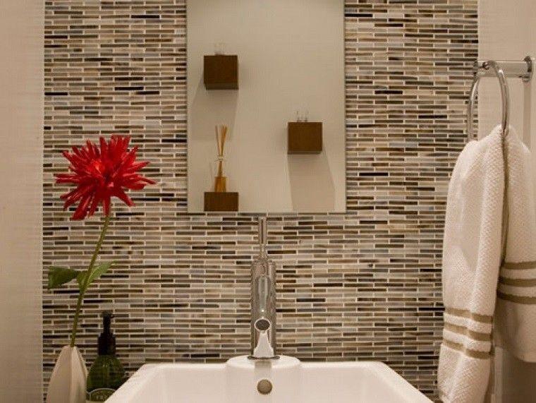 Azulejos baño en los diseños de última moda