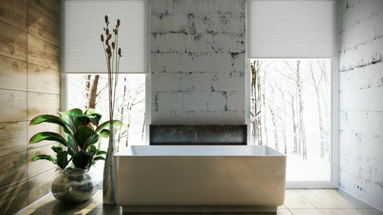 bañera planta muebles baño modernos