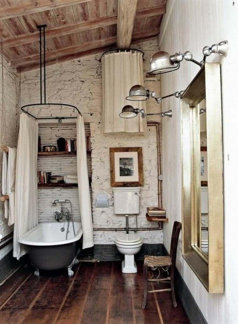 baño boho decorado muebles baratos