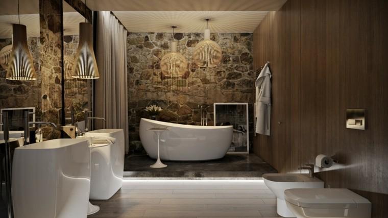 baño lujoso diseño paul contemporaneo
