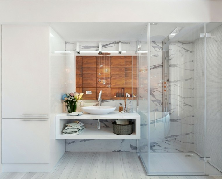 Diseno De Baños Lujosos:diseño de cuarto de baño de estilo lujoso