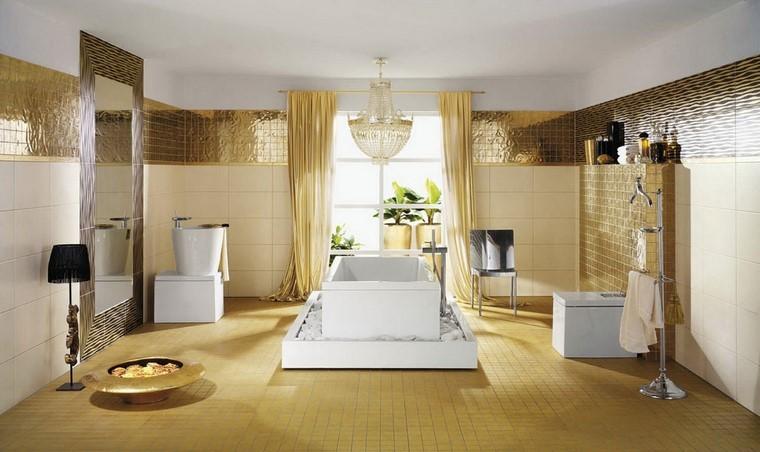 Accesorios Baño Amarillo:Accesorios baño iluminado con elegancia y estilo -