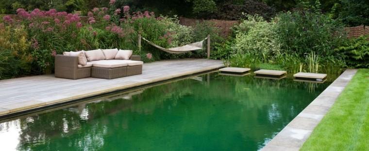 bio piscinas naturales filtro plantas