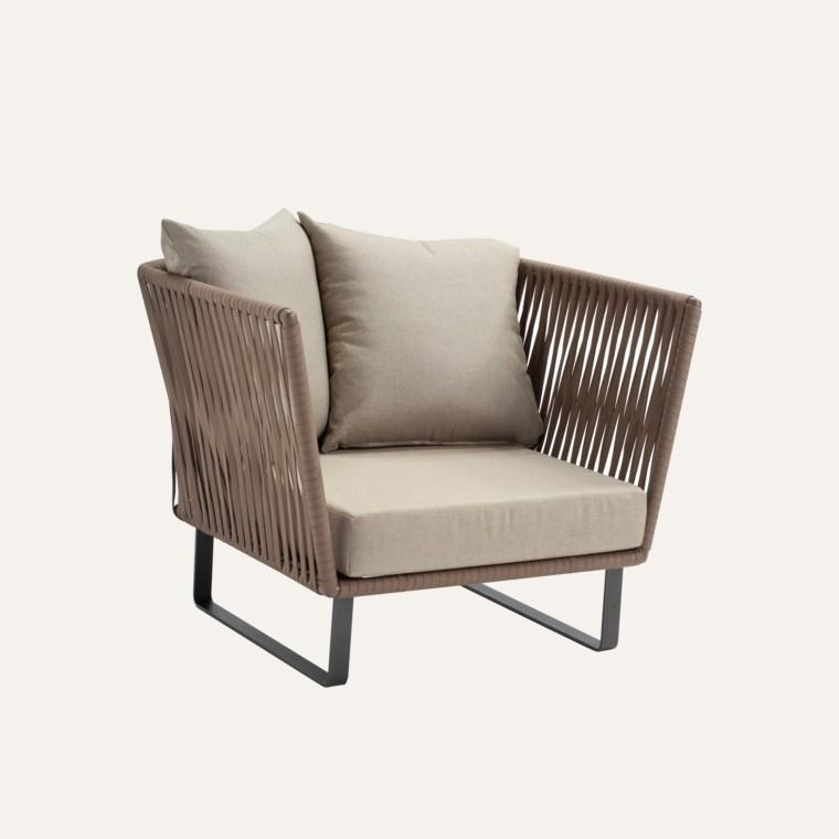 bitta sofa coleccion diseño cuerdas diseño